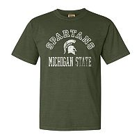 Men's Michigan State Spartans Pre Peak Comfort Tee