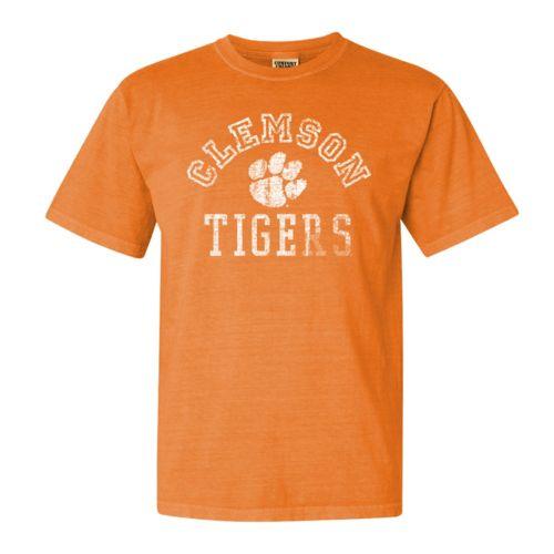 Men's Clemson Tigers Pre Peak Comfort Tee