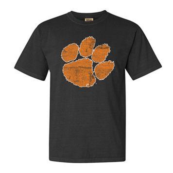 Men's Clemson Tigers Logo Comfort Tee