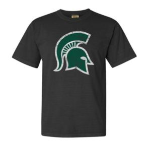 Men's Michigan State Spartans Logo Comfort Tee