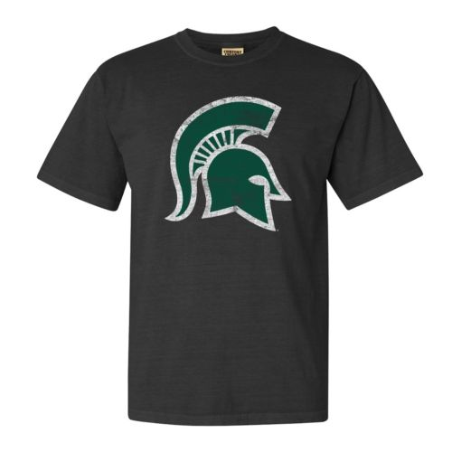 Men's Michigan State Spartans Logo Comfort Tee