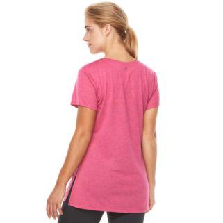Women's Gaiam Balance Short Sleeve Yoga Top