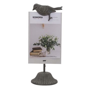 SONOMA Goods for Life™ Farmhouse Bird Photo Clip