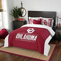 Oklahoma Sooners Modern Take Full/Queen Comforter Set by Northwest