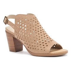 SONOMA Goods for Life™ Raelin Women's Block Heel Sandals