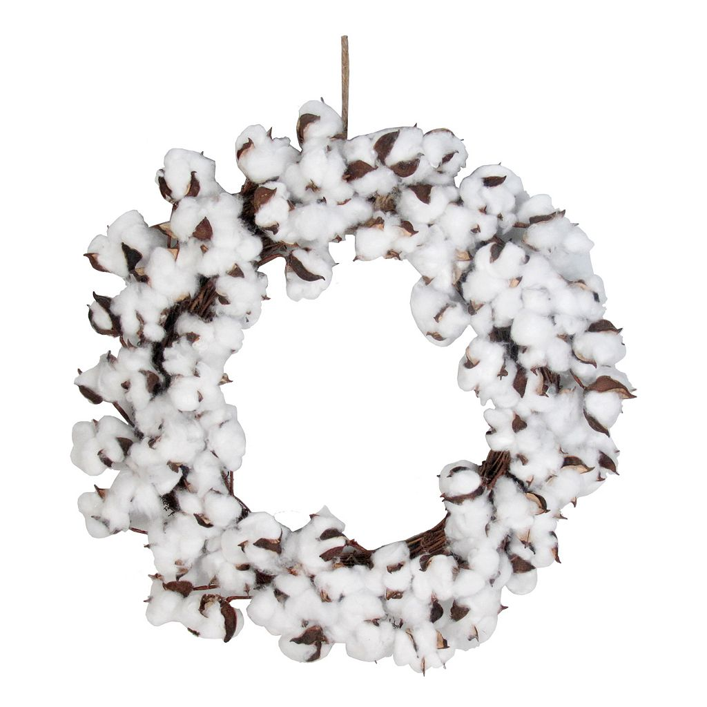 SONOMA Goods for Life™ Faux Cotton Wreath