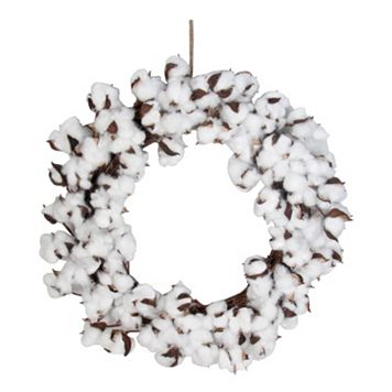 SONOMA Goods for Life™ Faux Cotton Wreath