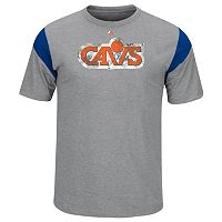 Big & Tall Majestic Cleveland Cavaliers Team Tee