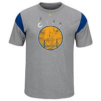 Big & Tall Majestic Golden State Warriors Team Tee