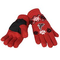 Adult Forever Collectibles Atlanta Falcons Lodge Gloves