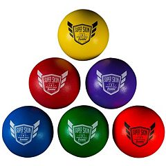 Franklin Sports Superskin 6 pkDodge Balls