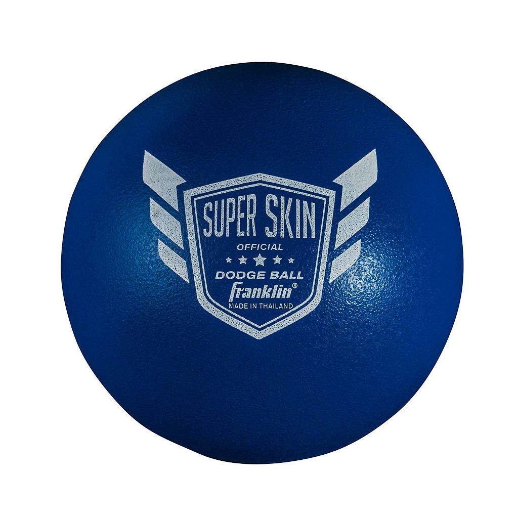 Franklin Sports Superskin 6-pk. Dodge Balls