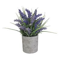 SONOMA Goods for Life™ Farmhouse Artificial Lavender Plant