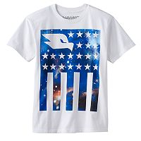 Boys 8-20 Tony Hawk Flag Tee
