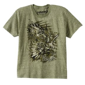 Boys 8-20 Tony Hawk Landing Hawk Tee