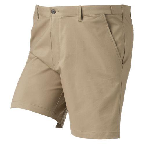 Big & Tall Croft & Barrow® True Comfort Classic-Fit Flat-Front Shorts