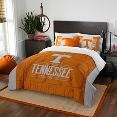Tennessee Volunteers Modern Take Full/Queen Comforter Set by Northwest