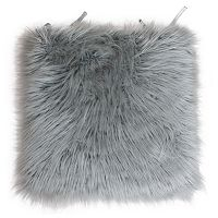 Thro by Marlo Lorenz Keller Faux Fur Chair Pad