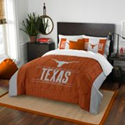 Texas Longhorns Modern Take Full/Queen Comforter Set by Northwest