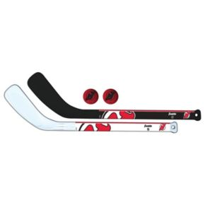 Franklin New Jersey Devils Mini Hockey Player Set