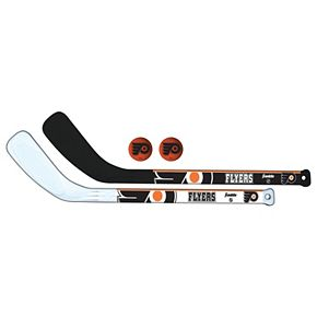 Franklin Philadelphia Flyers Mini Hockey Player Set