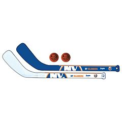 Franklin New York Islanders Mini Hockey Player Set