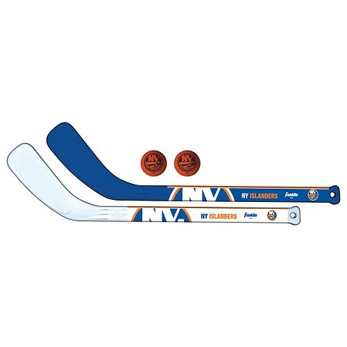 Franklin New York Islanders Mini Hockey Player Set