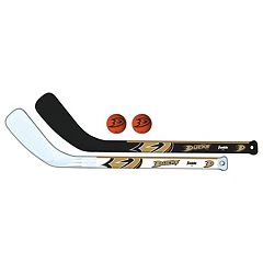 Franklin Sports Anaheim Ducks Mini Hockey Player Set