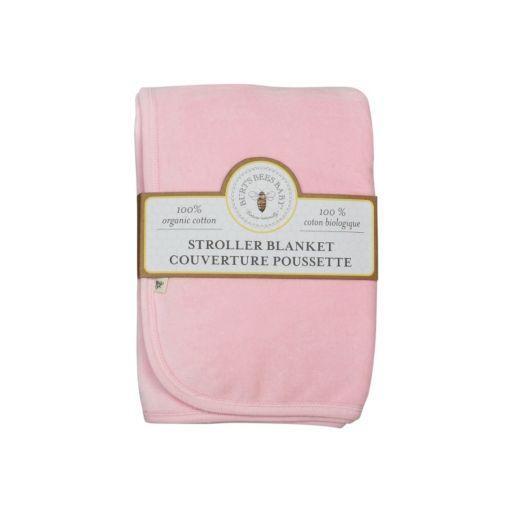 Burt's Bees Baby Organic Velour Stroller Blanket