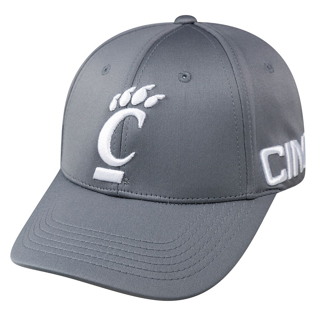 Youth Top of the World Cincinnati Bearcats Bolster Mesh Cap