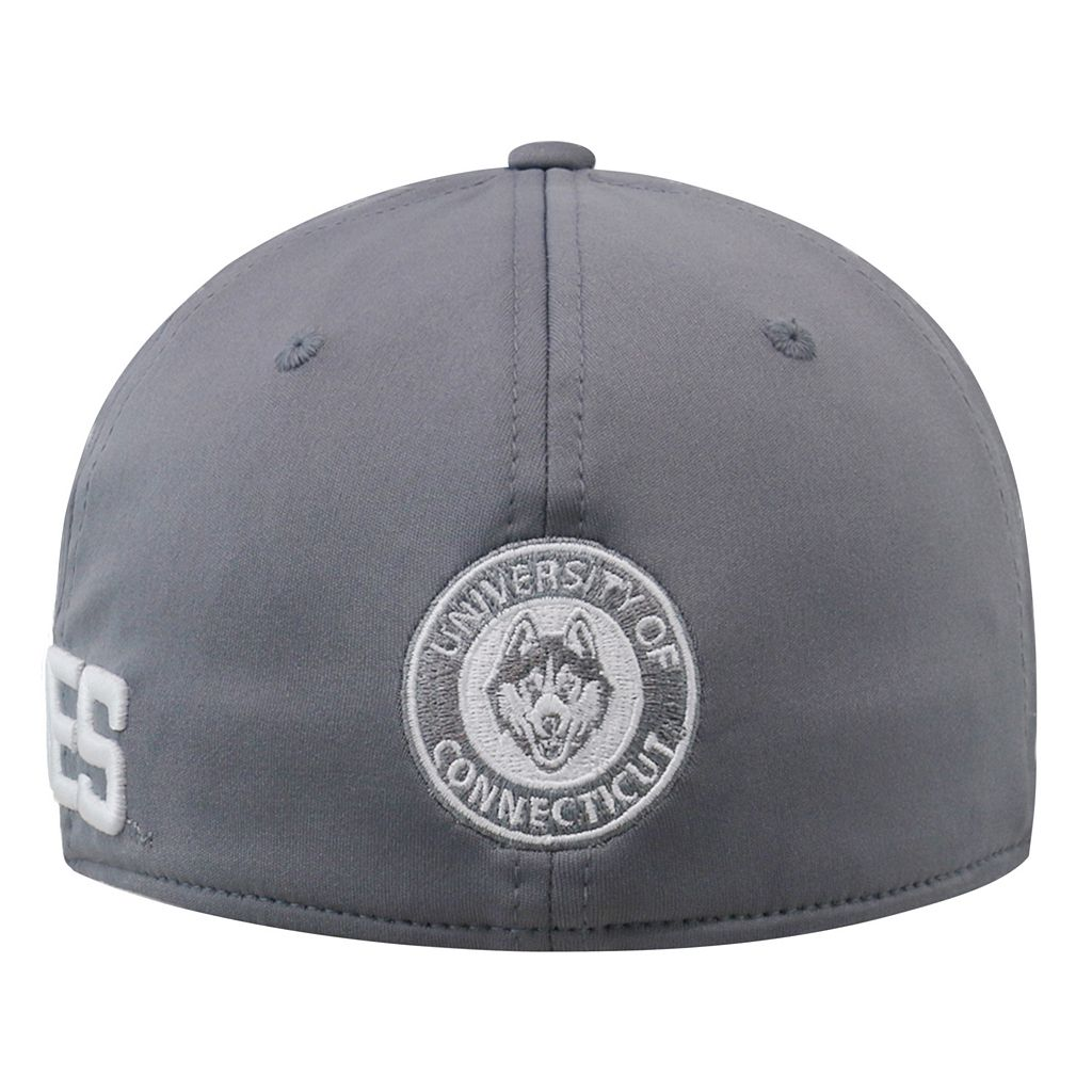 Youth Top of the World UConn Huskies Bolster Mesh Cap