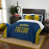 Toledo Rockets Modern Take Full/Queen Comforter Set by Northwest