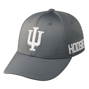 Youth Top of the World Indiana Hoosiers Bolster Mesh Cap
