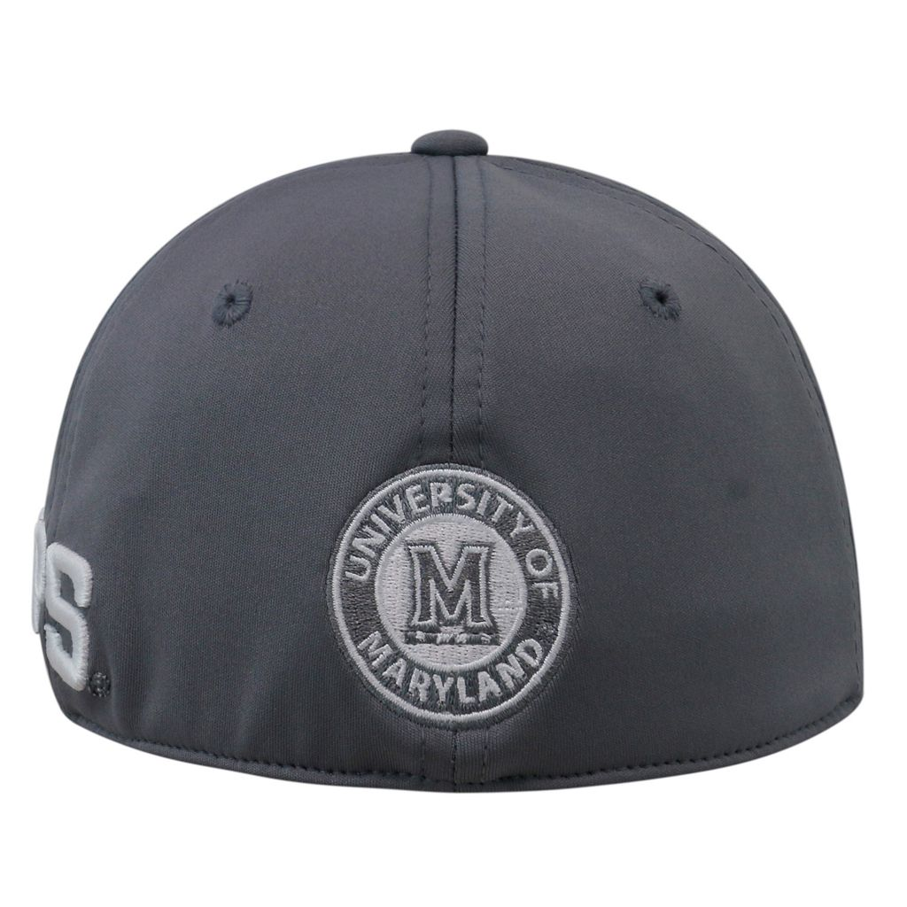 Youth Top of the World Maryland Terrapins Bolster Mesh Cap