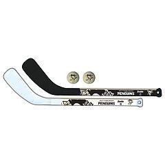 Franklin Pittsburgh Penguins Mini Hockey Player Set