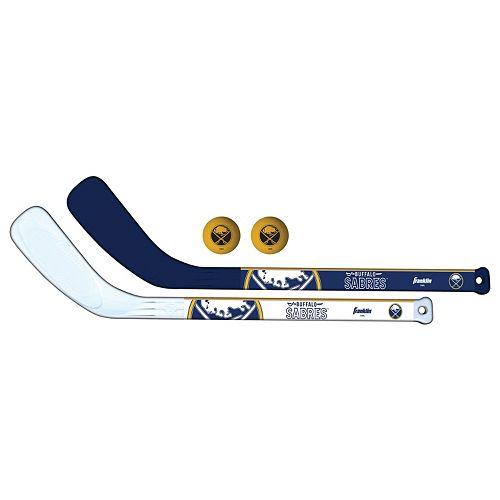 Franklin Sports Buffalo Sabres Mini Hockey Player Set