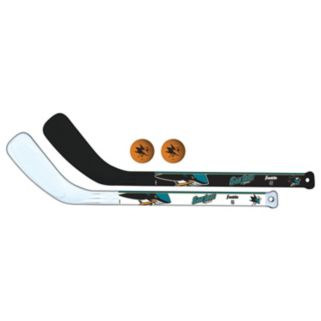 Franklin San Jose Sharks Mini Hockey Player Set
