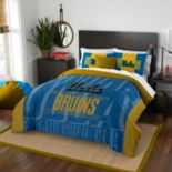 UCLA Bruins Modern Take Full/Queen Comforter Set by Northwest