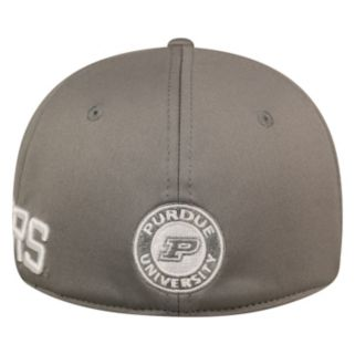 Youth Top of the World Purdue Boilermakers Bolster Mesh Cap