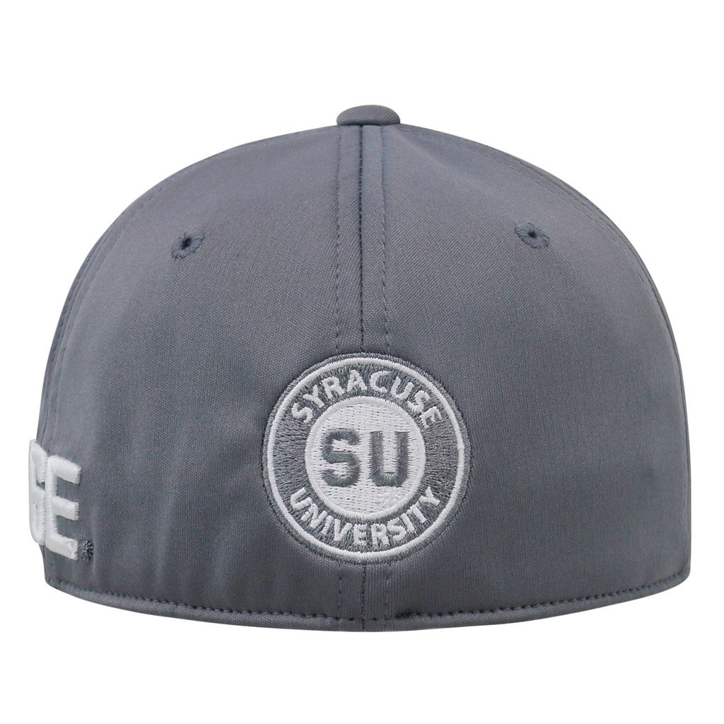 Youth Top of the World Syracuse Orange Bolster Mesh Cap