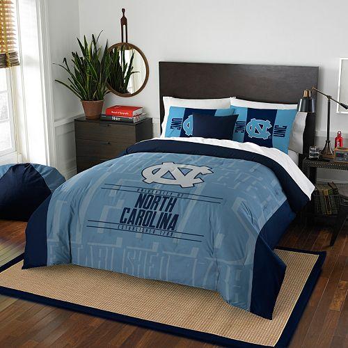 North Carolina Tar Heels Modern Take Full/Queen Comforter Set by Northwest