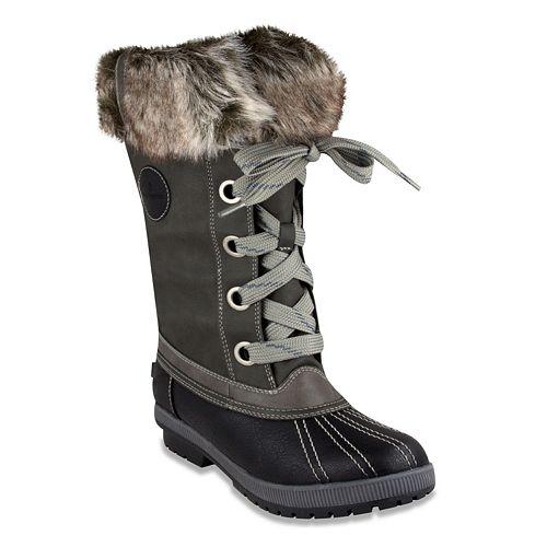 a02069386f8 London Fog Melton 2 Women's Winter Duck Boots