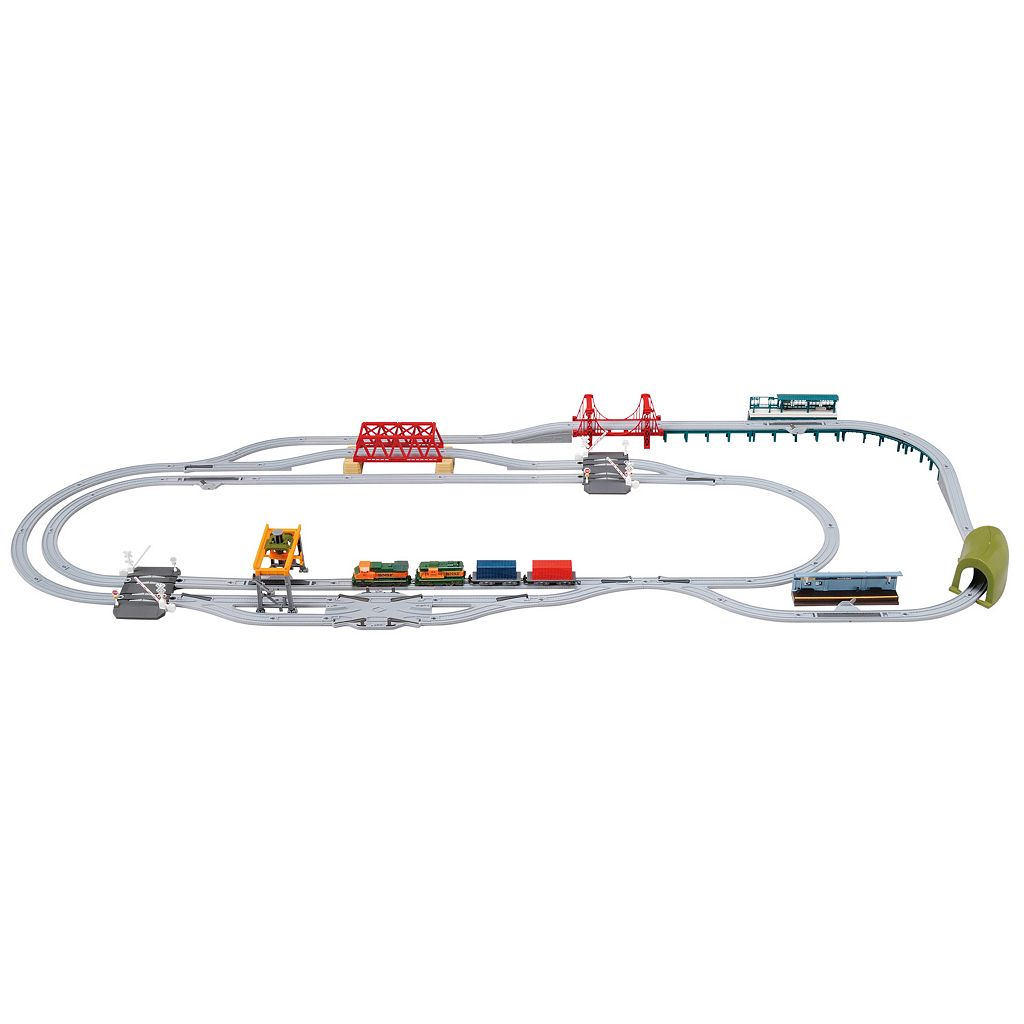 LEC USA Train Expansion Set - Contemporary