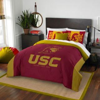 USC Trojans Modern Take Full/Queen Comforter Set by Northwest