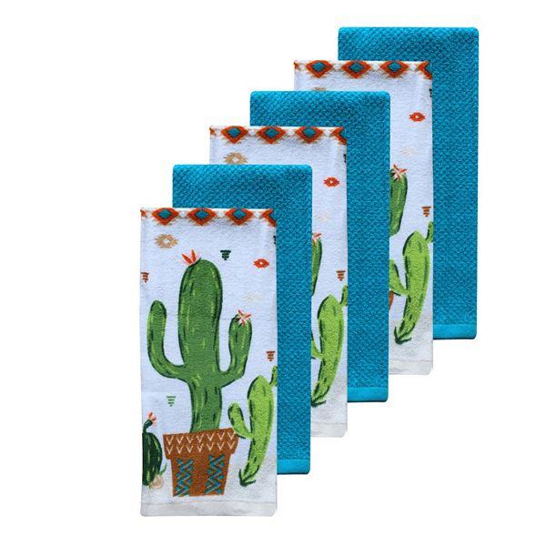 The Big One Southwest Kitchen Towels 6 Pk