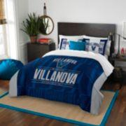 Villanova Wildcats Modern Take Full/Queen Comforter Set by Northwest
