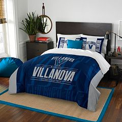 Villanova Wildcats Modern Take Full/Queen Comforter Set by Northwest