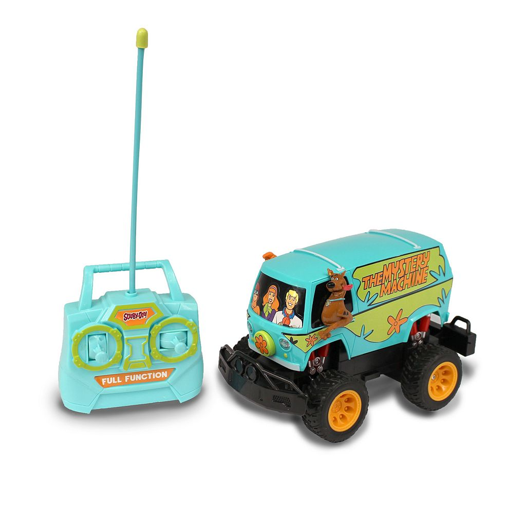 Scooby-Doo Remote Control Off-Road Mystery Machine Vehicle by NKOK