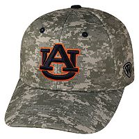 Adult Top of the World Auburn Tigers Digital Camo One-Fit Cap