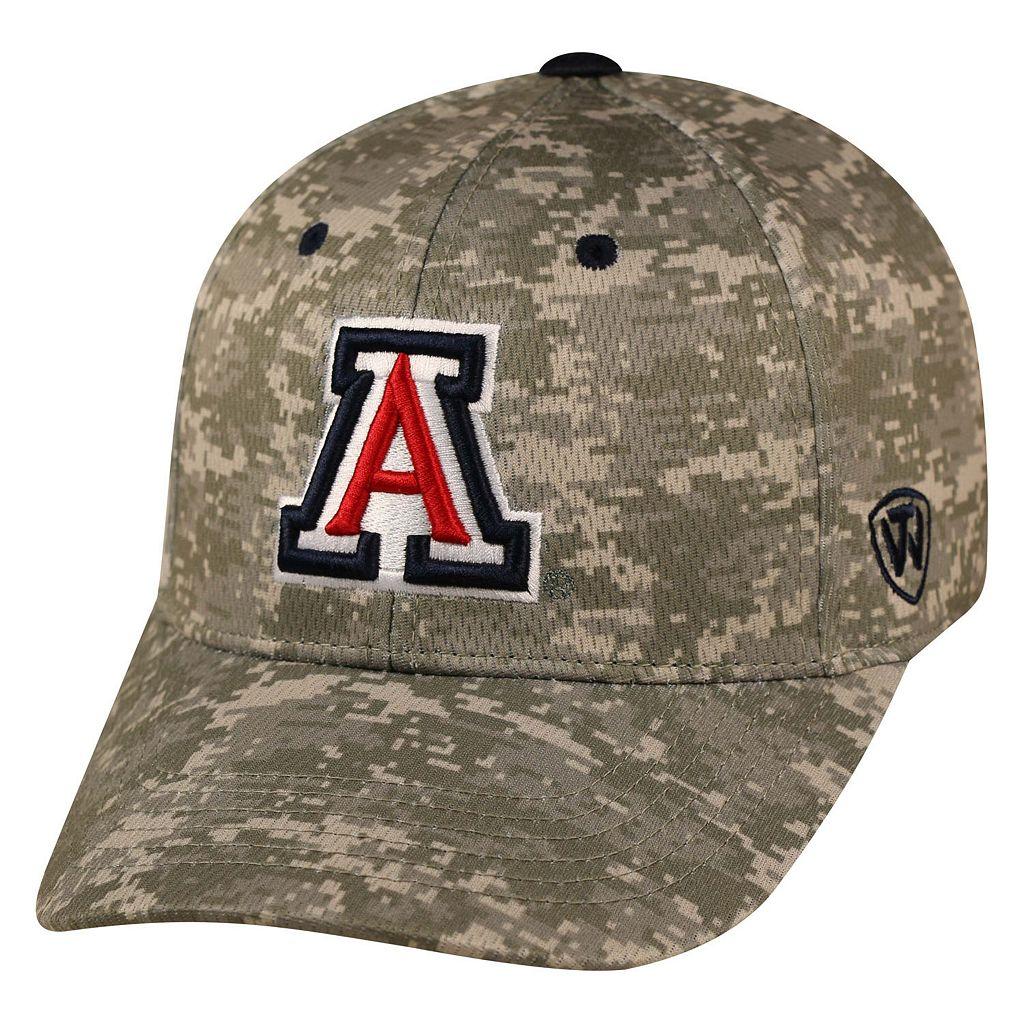 Adult Top of the World Arizona Wildcats Digital Camo One-Fit Cap